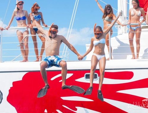 Jamaica…Island Routes Reggae Catamaran Cruise? Absolutely!