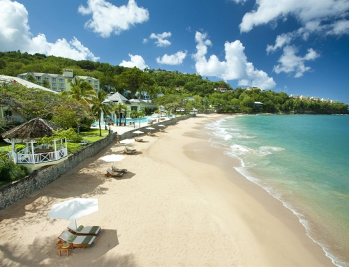 Sandals Regency La Toc -a dream honeymoon location