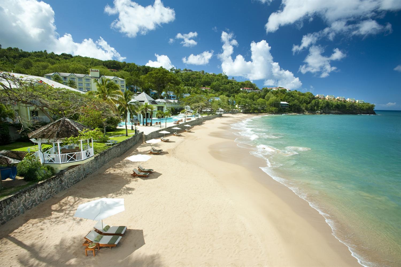 Sandals Regency La Toc -a dream honeymoon location
