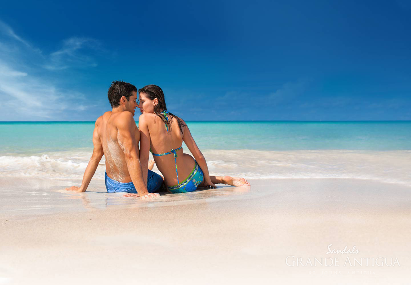 Sandals Grande Antigua Is The Most Romantic Resort In