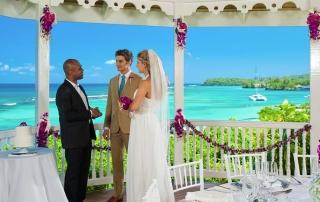 Sandals Destination Wedding